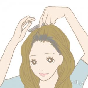 髪 プリン