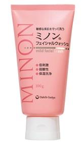 ミノンフェイシャルウォッシュ 洗顔料 おすすめ ランキング 敏感肌