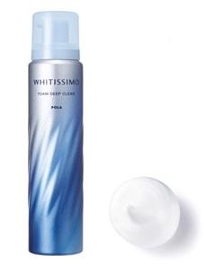 ホワイティシモ 薬用フォーム ディープクリア 洗顔料 おすすめ ランキング くすみ