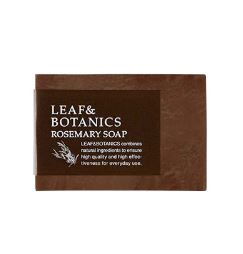 LEAF&BOTANICS (リーフアンドボタニクス) マザーソープ ローズマリー