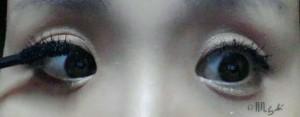 裸眼メイク ⑨