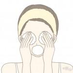 10代スキンケア 洗顔方法 目元口元