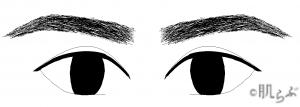 眉毛 整え方