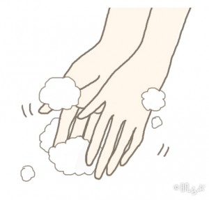 洗顔 方法