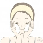10代化粧水 スキンケア 洗顔方法 Uゾーン