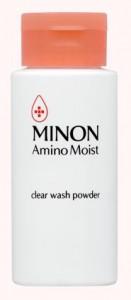 ミノン アミノモイスト クリアウォッシュパウダー(酵素洗顔 ランキング)