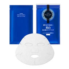 アクアレーベル リセットホワイトマスク