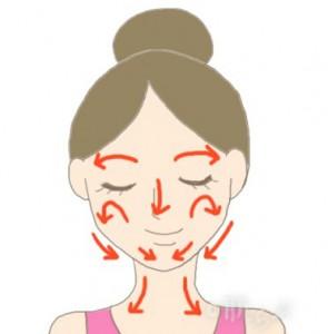 ロゴあり:日焼け止め塗り方4