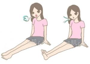 足 ダイエット 方法 簡単 器具 細く 太もも 筋トレ むくみ