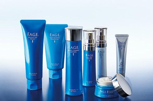 F.A.G.E.(エファージュ)エイジングケア 化粧品 見た目 年齢