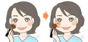 顔 たるみ 頬 筋トレ リフトアップ 解消 グッズ 運動 美顔器 メイク
