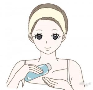 ニキビ 化粧水 美容液 保湿