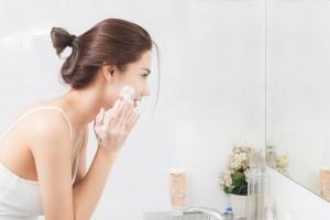 40代 洗顔 方法 ポイント