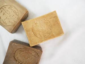 アレッポの石鹸 3種類