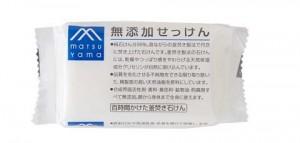 M-mark 無添加石鹸(松山油脂)
