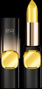 ロレアルパリ〈L′ORÉAL PARIS〉カラーリッシュルルージュ G101 ゴールド