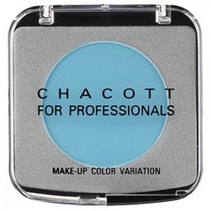 チャコット メイクアップカラーバリエーション 613 ピーコックブルー ブルー アイシャドウ