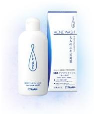 ユースキン ルドー 薬用アクネウォッシュ ニキビ 洗顔料