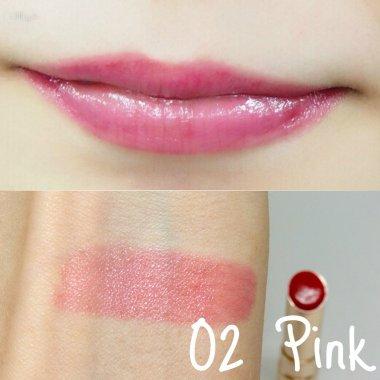 オペラ リップ ティント 口紅 色 02 ピンク