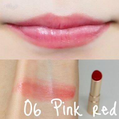 オペラ リップ ティント 口紅 色 06 ピンクレッド