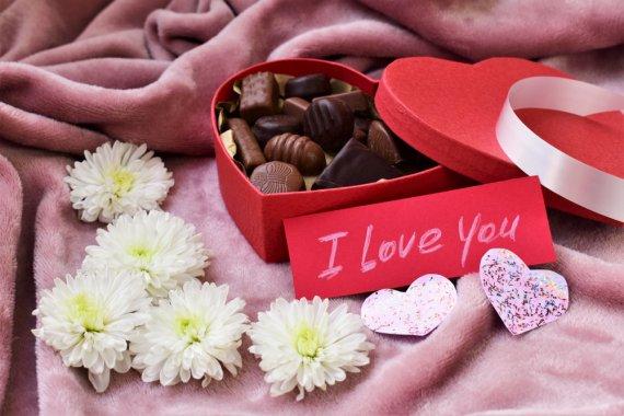 バレンタイン 告白
