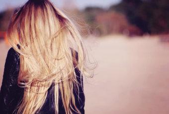 髪の毛 静電気