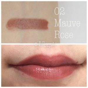 キス エッセンスルージュ リップ kiss 02 mauve rose