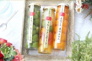 果実の宝石箱 フルーツコンポート