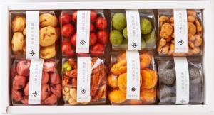 鳩屋の豆菓子 8種セット