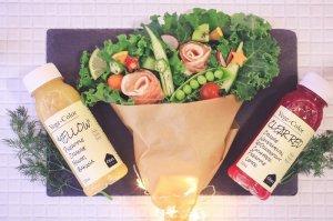 食事 野菜 スムージー