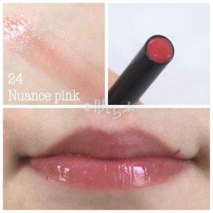 オペラ シアーリップカラーN 24 nuance pink