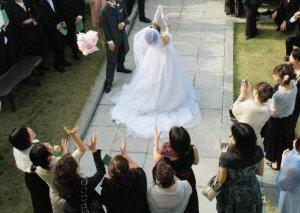 披露宴 演出 結婚