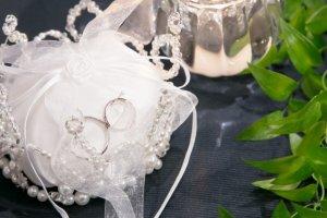 ウェディング 小物 結婚
