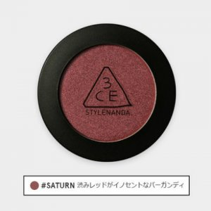 3CE ONE COLOR SHADOW #SATURN