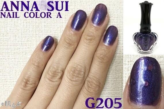 アナスイ ネイルカラー A IG205