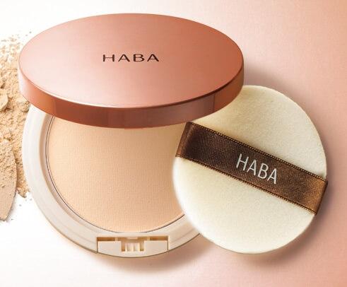 HABA エアリープレストパウダー