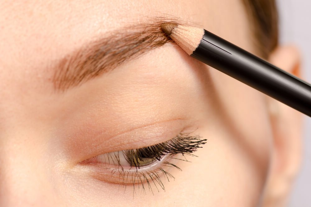 アーチ眉毛 描き方3
