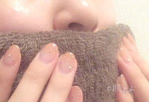 唇 パック 蒸しタオル
