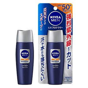 ニベアメン UVプロテクター SPF50+