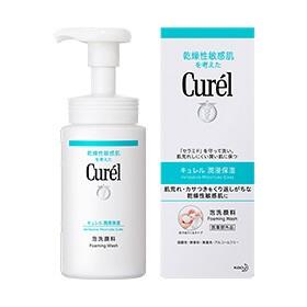 キュレル 泡洗顔料 [本体] 【医薬部外品】