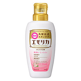 エモリカ 薬用スキンケア入浴液 フローラルの香り