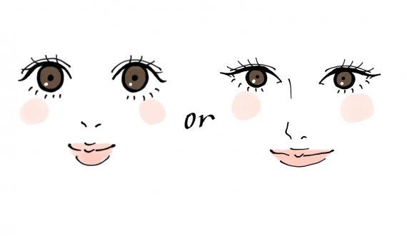 顔タイプ2