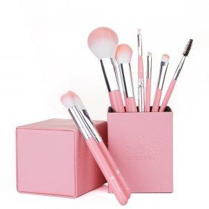 amoore 8本 化粧筆 メイクブラシセット