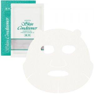 アルビオン 薬用スキンコンディショナー エッセンシャル ペーパーマスク
