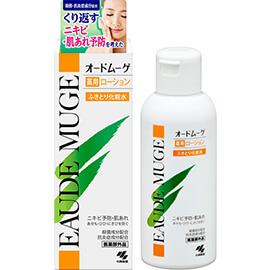 オードムーゲ 薬用ローション(ふきとり化粧水)