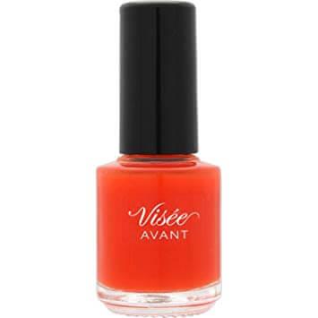 ヴィセ アヴァン ネイルコレクション 002:ジューシーフルーツ シトラスオレンジ