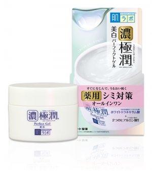 肌ラボ 極潤美白パーフェクトゲル(医薬部外品)ロート製薬