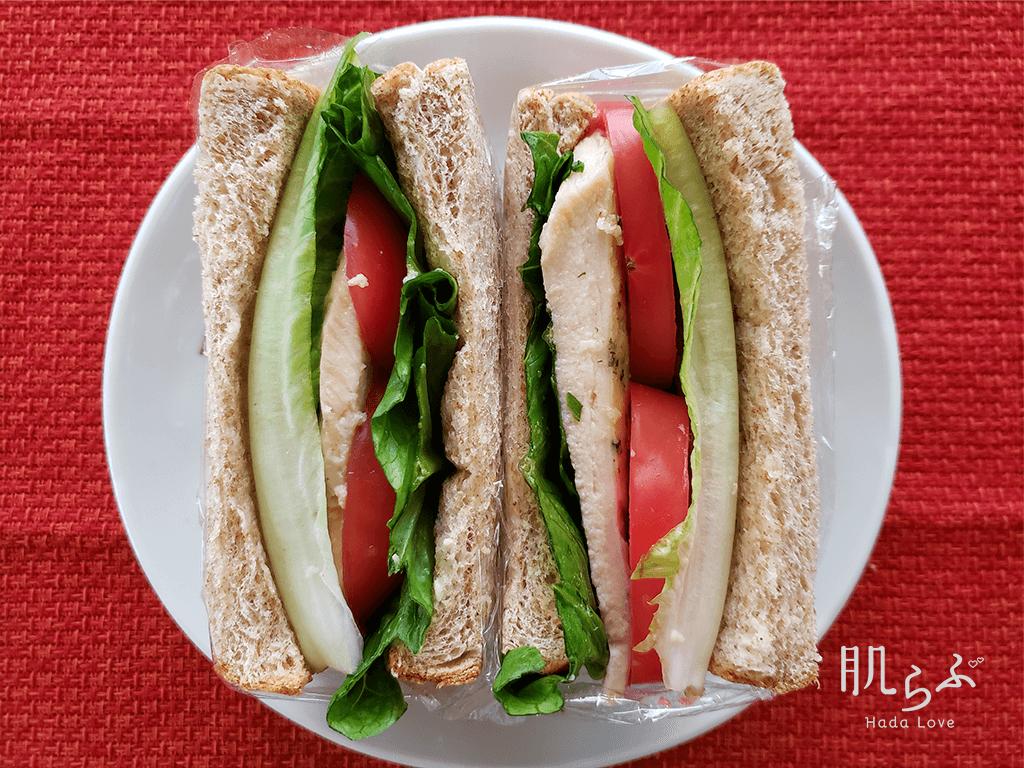 ダイエット中もタンパク質は必須
