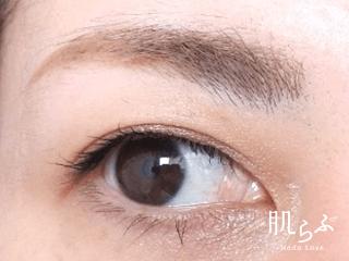 エテュセの眉マスカラ01 アッシュミルクティー