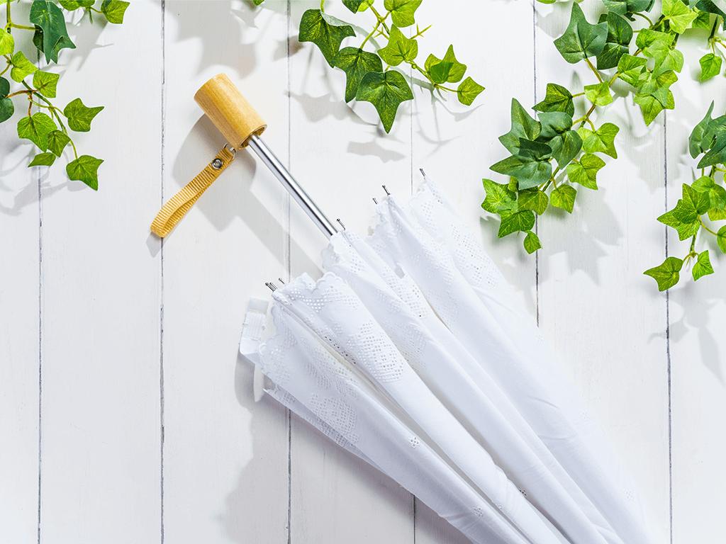 【価格別】おしゃれで使いやすい!おすすめの日傘10選